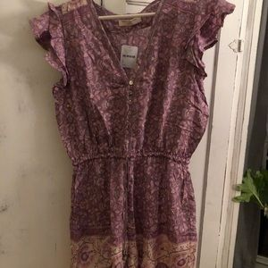 Spell and the Gypsy dahlia romper
